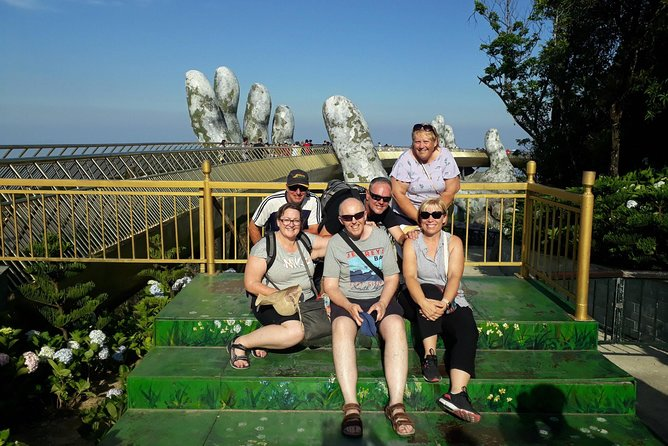 Explore Golden Bridge Sunset Private Tour from Hoi An photo 10