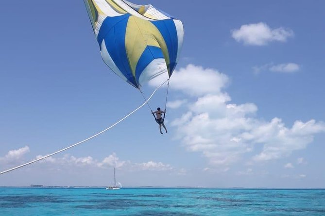 All inclusive deluxe Catamaran Tour to Isla Mujeres from Cancun or Riviera Maya