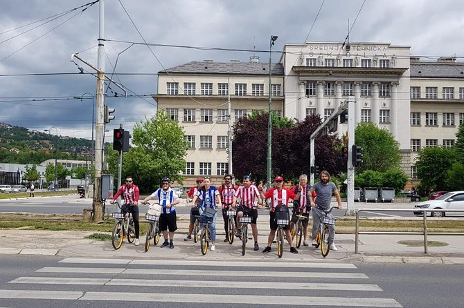 Bike tour Salvation Route is a war bike route