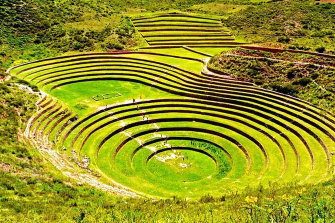 Excursion Inca Cusco day, Moray, Pisac ..