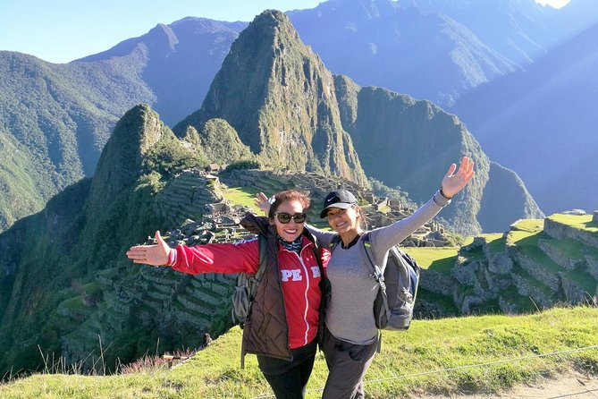 Excursion to Machupicchu by train 1 day expedition