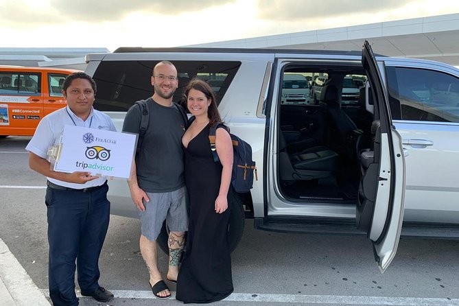Tulum Luxury Transportation From To Cancun Airport