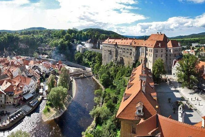 Private Tour: Cesky Krumlov Day Trip from Prague
