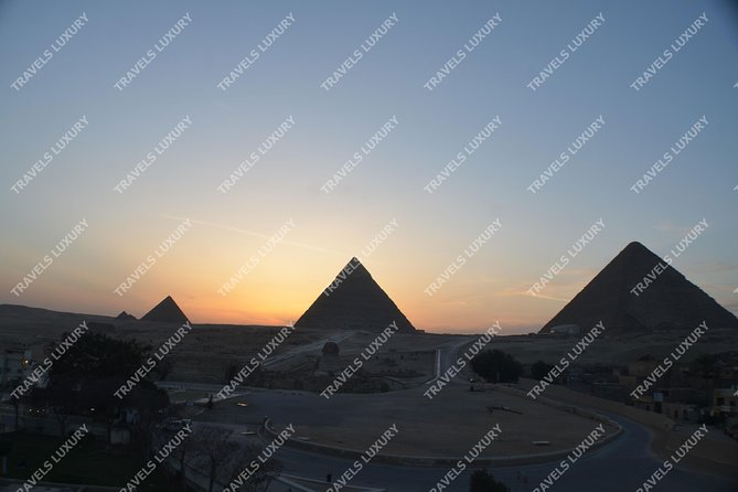 Day from Cairo International Airport