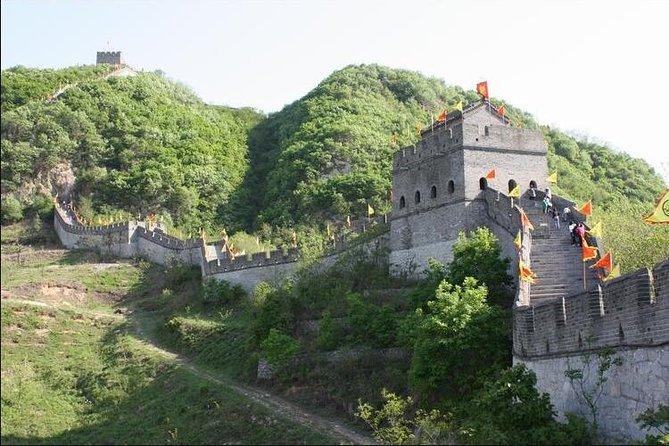 Private Dandong City Day Tour:Hushan Great Wall,Yalu River Broken Bridge,Border