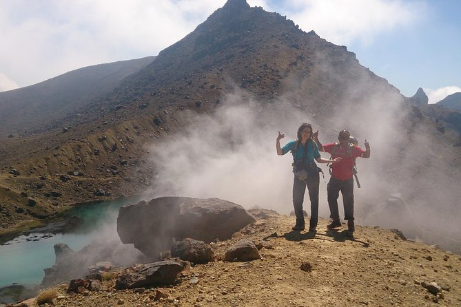 Tongariro Crossing - PRIVATE Summer Guided Hike