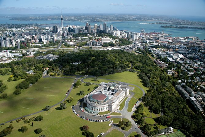 Half-Day Auckland City Guided Tour