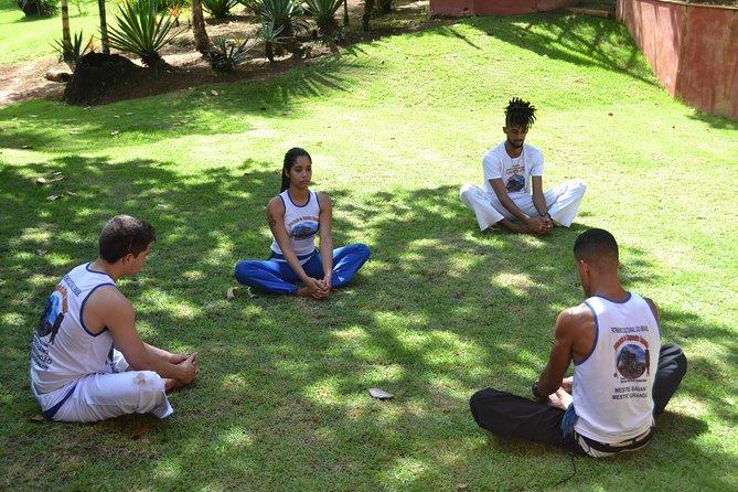 Capoeira school and camp