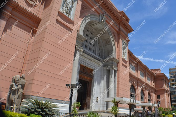 Egyptian museum, citadel of Salahuddin and mosque of Mohammed Ali
