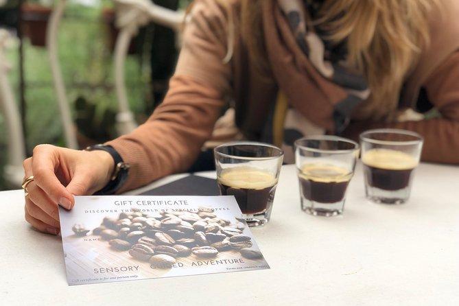 Sensory Guided Coffee Experience