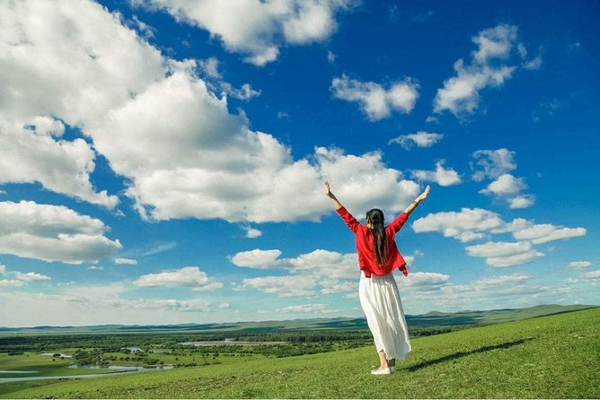 5-Day Inner Mongolia Private Tour Combo of Grassland and Desert with Hotel