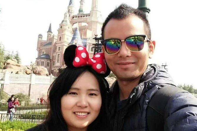 shanghai Disney tour