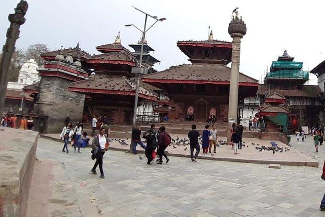 Kathmandu: Explore Entire Kathmandu (World Heritage Sites) with Guide