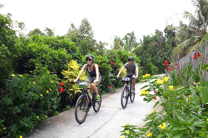 Experience The Mekong Countryside By Bike & Boat Two Days