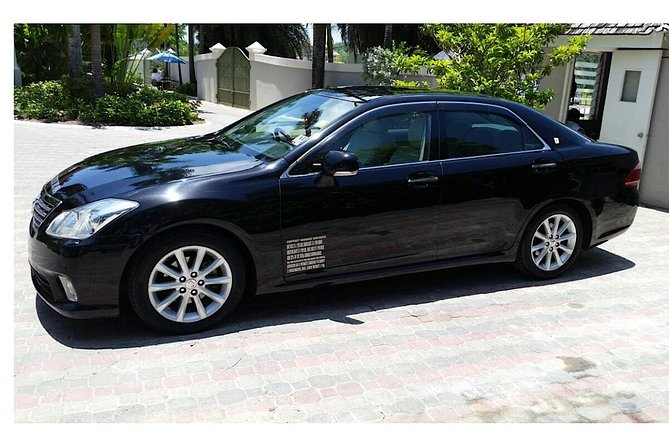 Private Roundtrip Sangster Airport Transfer to Excellence Oyster Bay Hotel