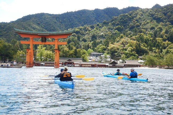Miyajima Sea Kayak Short Course (1 hour)