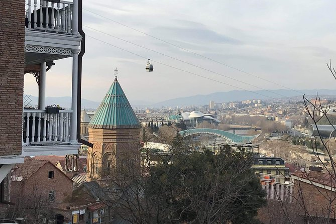 Tbilisi All-Inclusive One-Day Tour with Wine Tasting photo 9