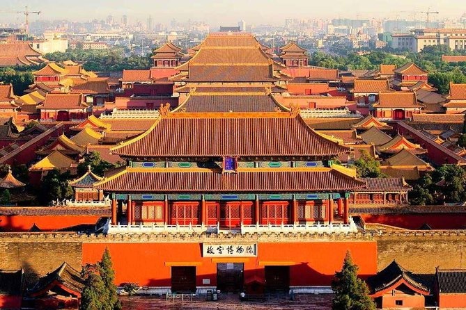 Small Group Tiananmen Square and Forbidden City Half Day Flexible Tour photo 1