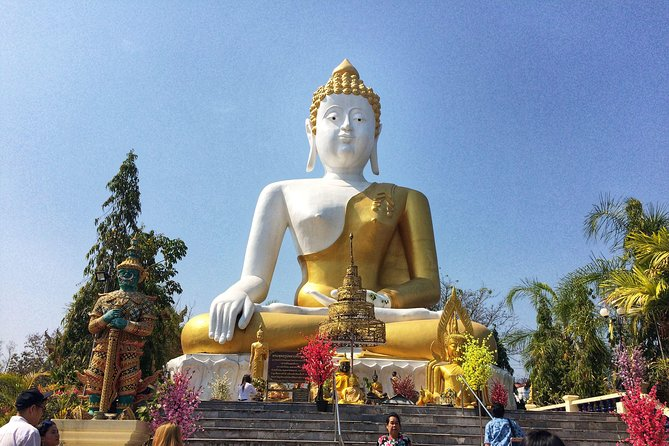 Half Day Phra That Doi Kham Temple and Royal Park Rajapruek (Private Tour) photo 7