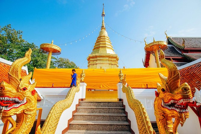 Half Day Phra That Doi Kham Temple and Royal Park Rajapruek (Private Tour) photo 6