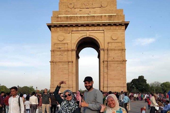 Full Day Delhi City Tour