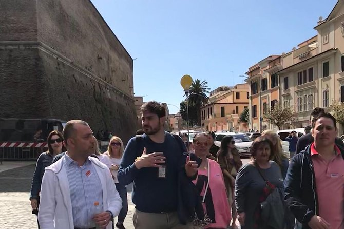 Small Private Group FULL Vatican Tour MAX:10 people