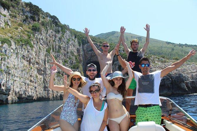Speed Boat Trip in Karaburun Peninsula