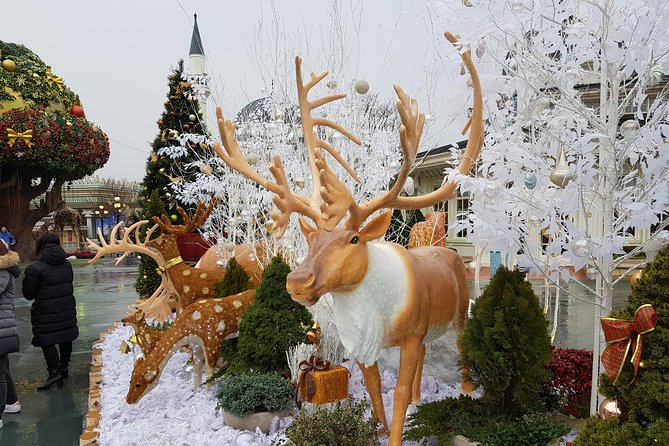 """Everland with Free Pass Ticket """"Total Private Tour: More Members Less Cost"""""""