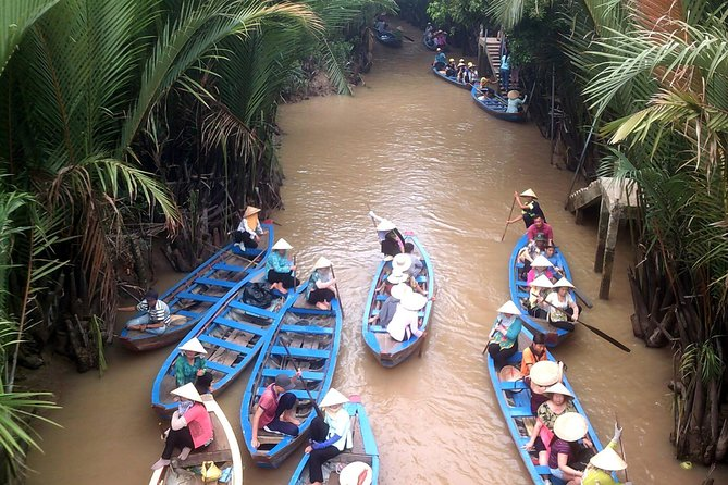 Mekong Delta and Saigon private day trip photo 6
