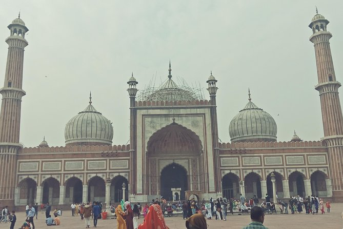 Private Guided Delhi City Tour