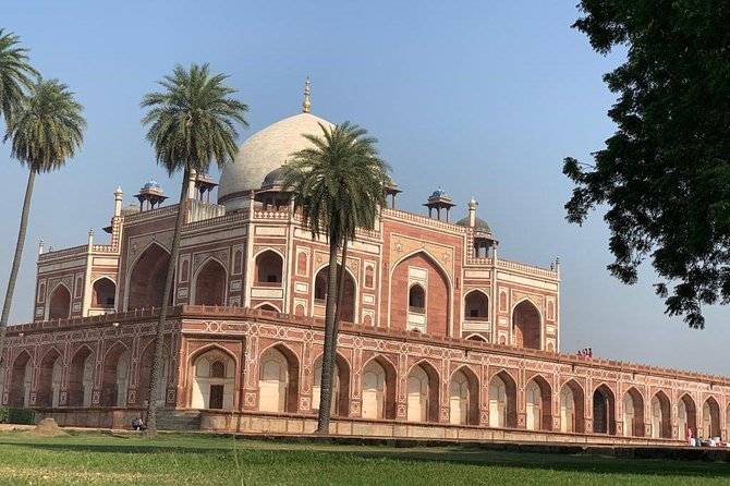 Delhi City Tour in Half Day with Private Transport and Guide