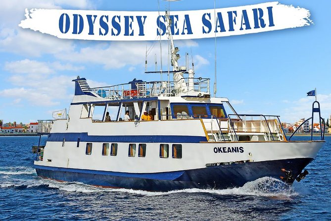 Odyssey Boat Safari from Larnaca