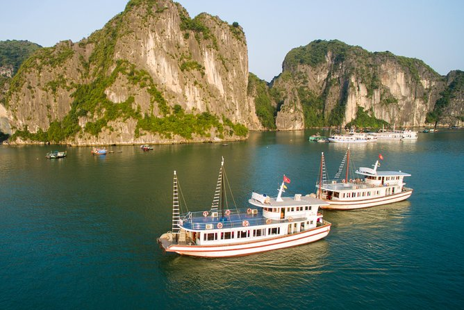 Halong Bay Nature Heritage day trip - Transfer by highway