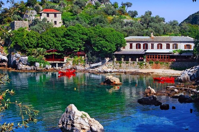 PELION - THE HOME OF CENTAURUS (Excursion for 2 or more)
