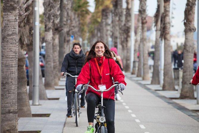 2,5-hour Barcelona City Bike Tour
