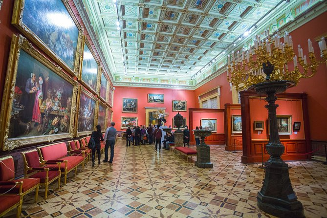 HERMITAGE PRIVATE EVENING tour (avoid the crowds!) WED+FRI Only