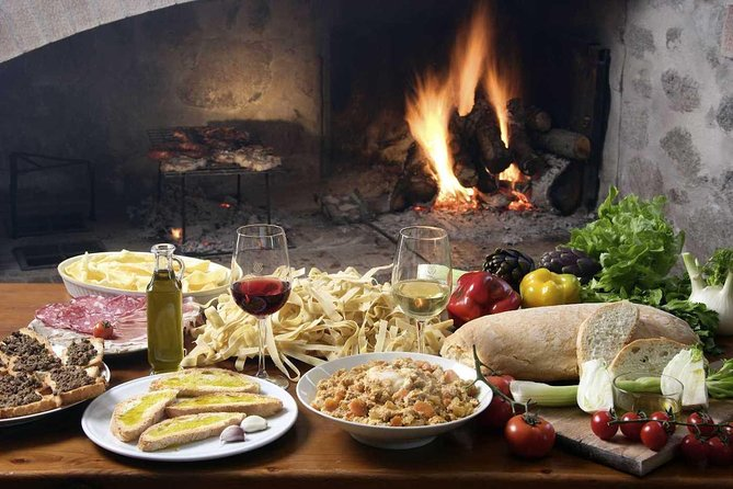 Gourmet wine tour from Montalcino