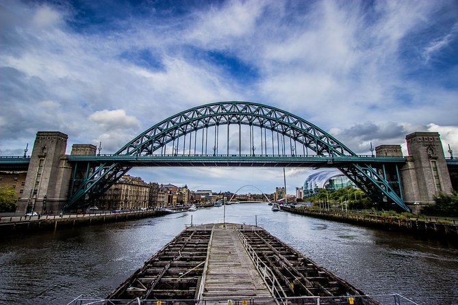 Newcastle Quayside walking tour - One Hour Tour