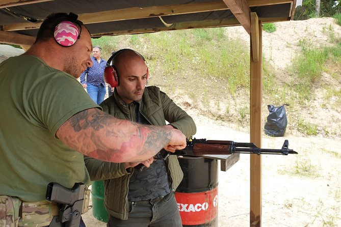 Shooting Range in Sopot