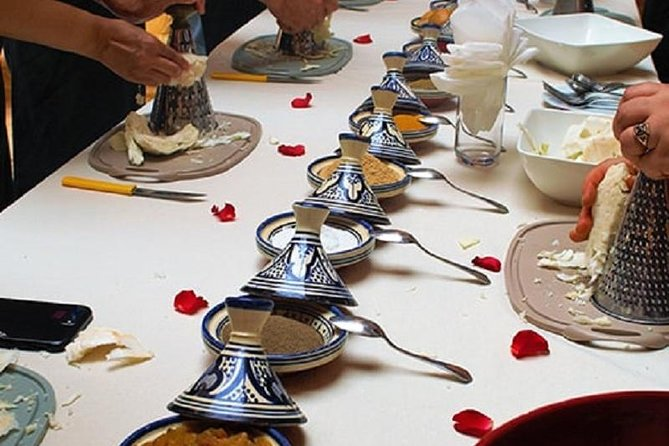 Cooking Class in Marrakech Riad