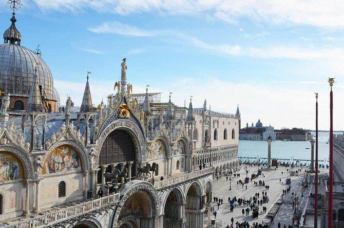 Atracciones de obligada visita en Venecia: Recorrido con acceso preferente a la basílica de San Marcos y el Palacio Ducal