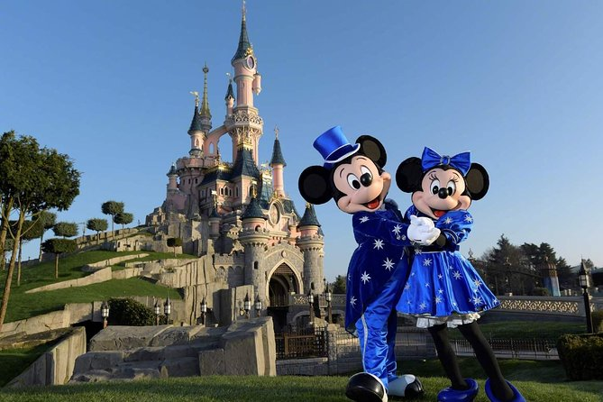 Private Airport Transfer -Paris Charles de Gaulle Airport (CDG) to Disneyland