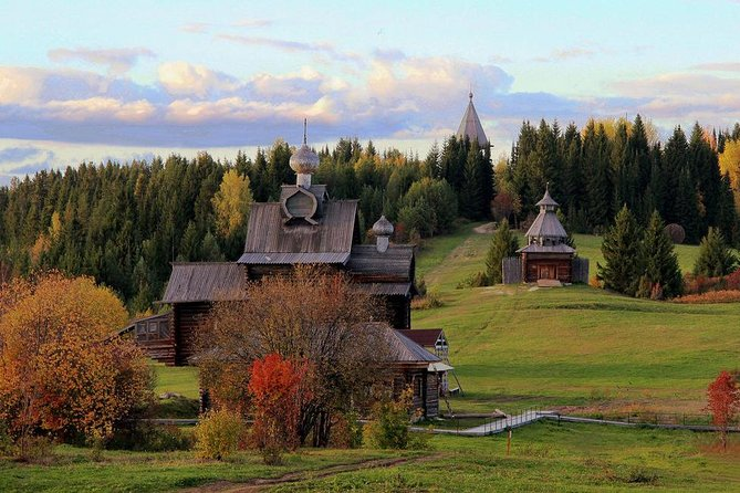 Open-air ethnographic museum Khokhlovka and Perm city Private tour
