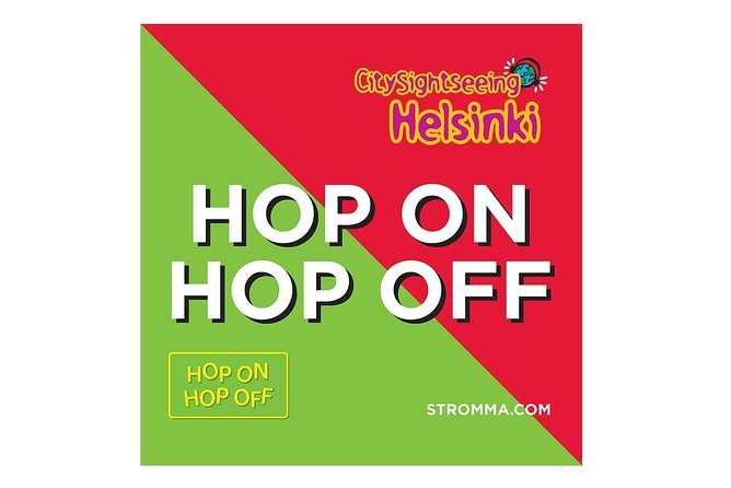 City Sightseeing Helsinki Hop On Hop Off Tour