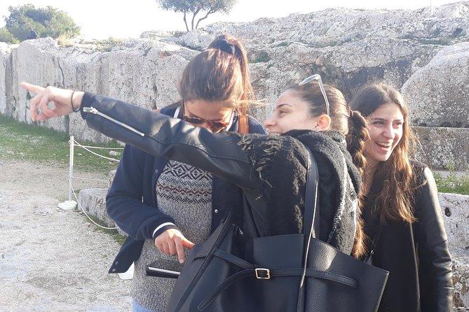 The Acropolis Treasure Hunt