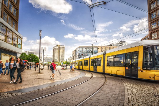Berlin: In and Around Alexanderplatz Walking Audio Tour by VoiceMap
