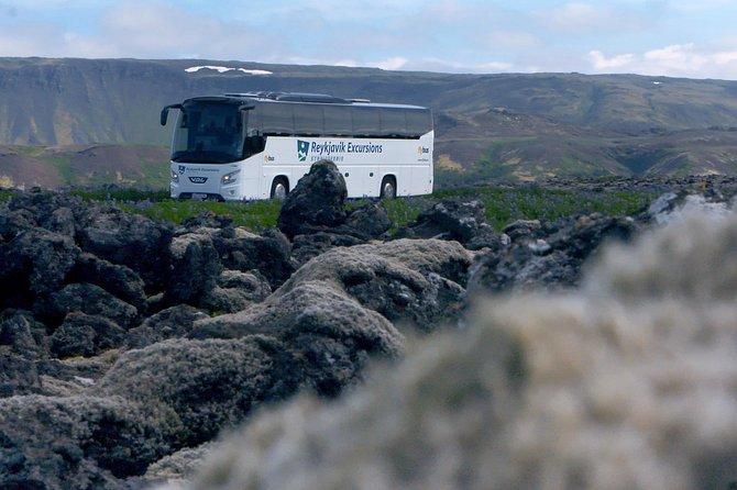 Airport Transfers between Keflavik Airport and Reykjavik Hotels