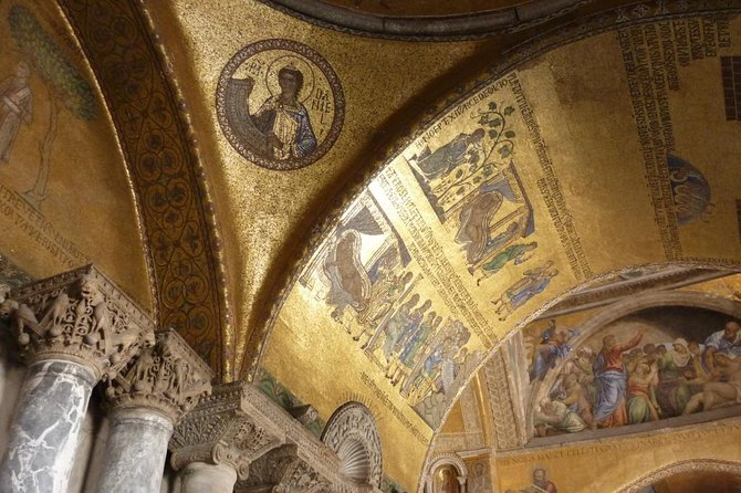 Skip the Line St. Mark's Basilica Guided Tour
