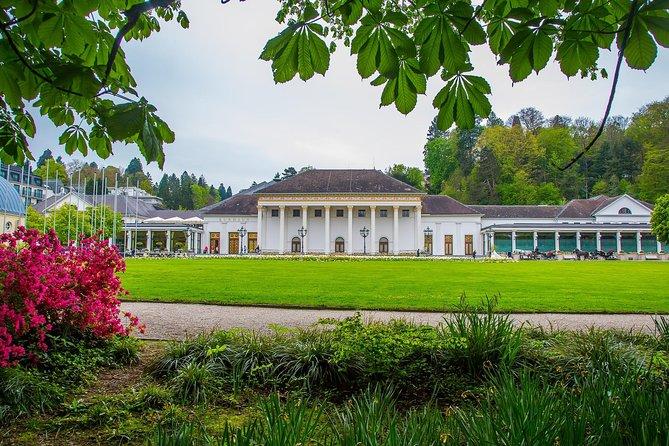 Baden - Baden Walking Tour