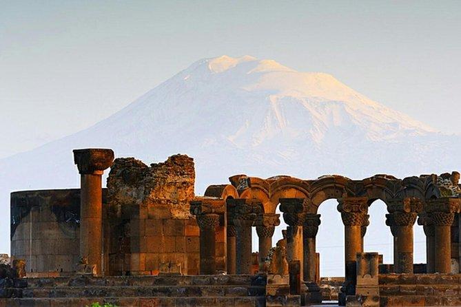 Echmiadzin, Zvartnots, Khor Virap, Sevanavank, Dilijan/ 2 day tours from Yerevan